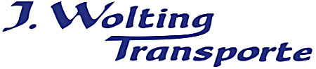 Wolting Transporte Petershagen Logo